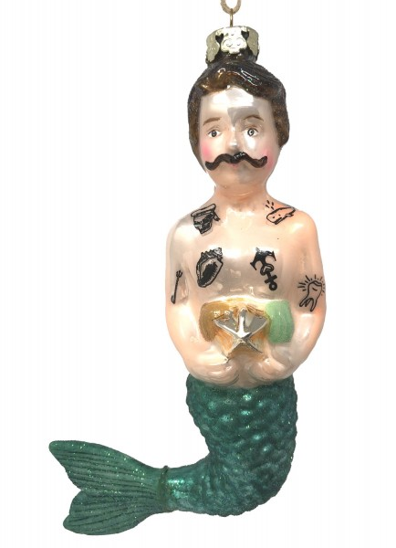 Meermann, Mermaid Mann
